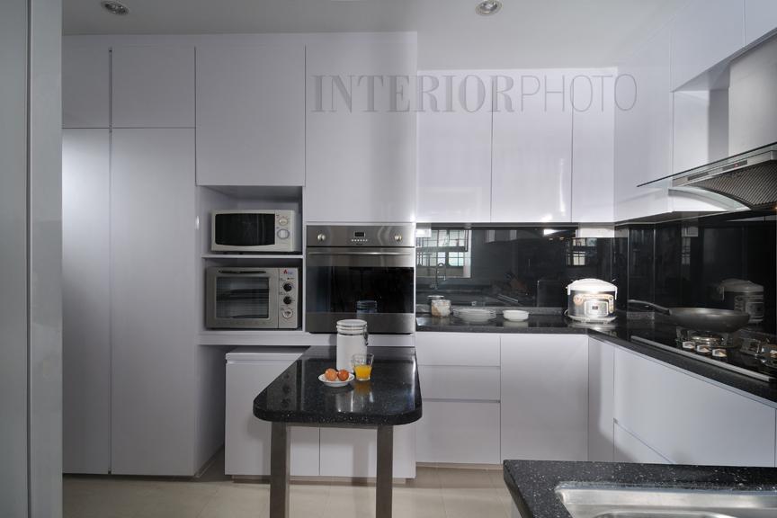 Project HDB Flat Kitchen Design ID Firm Life Art Reno Designer Joe Gee Address Block 211 Hougang Street 21 01 305 Singapore 530211