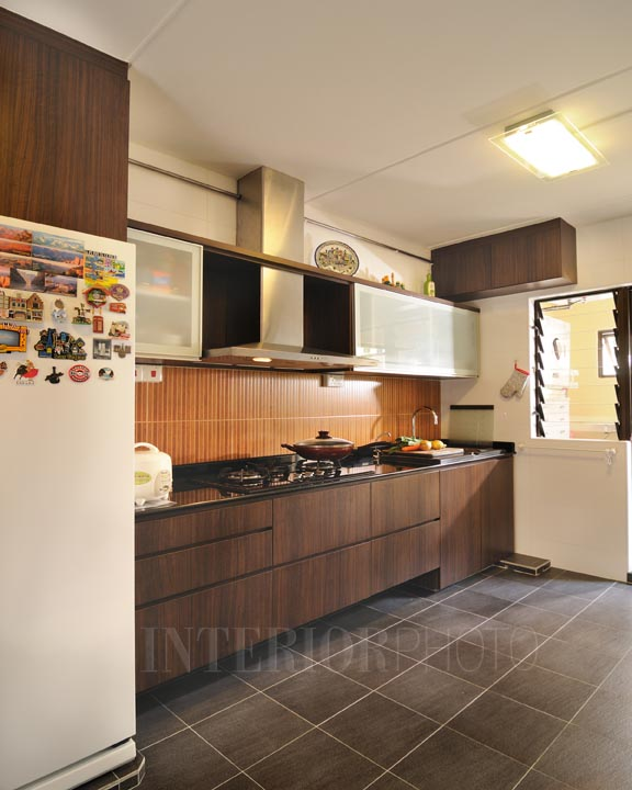 Interior Design For Kitchen For Flats: Sengkang Flat ‹ InteriorPhoto