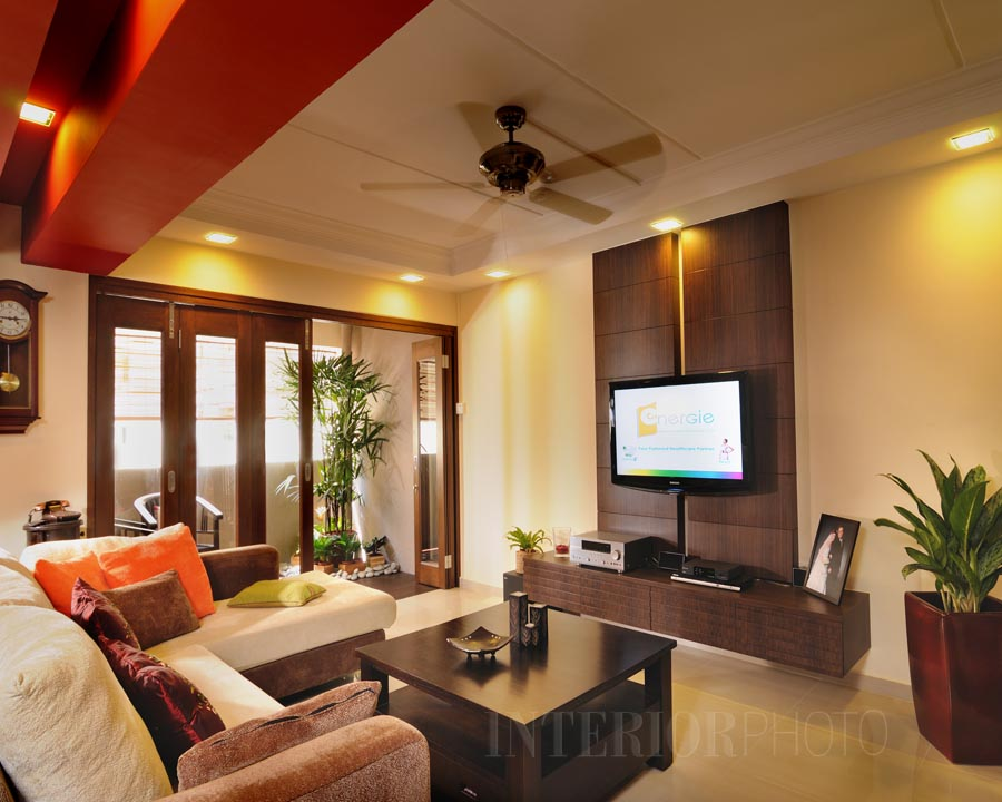 Indian flats interior design cool indian middle class Flats interior design pictures india