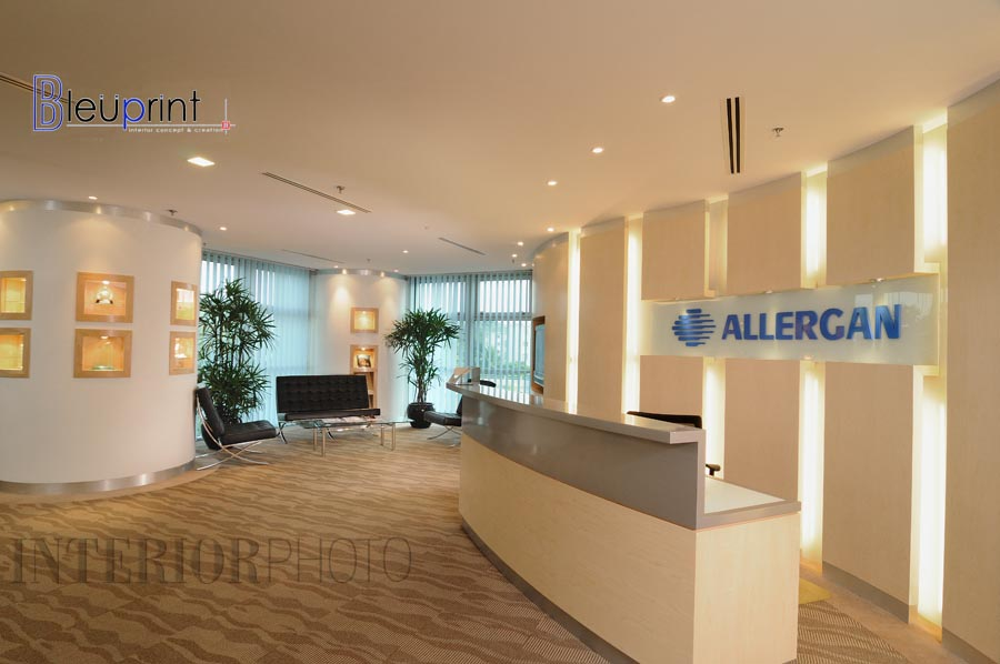 Allergan Office InteriorPhoto Professional Photography