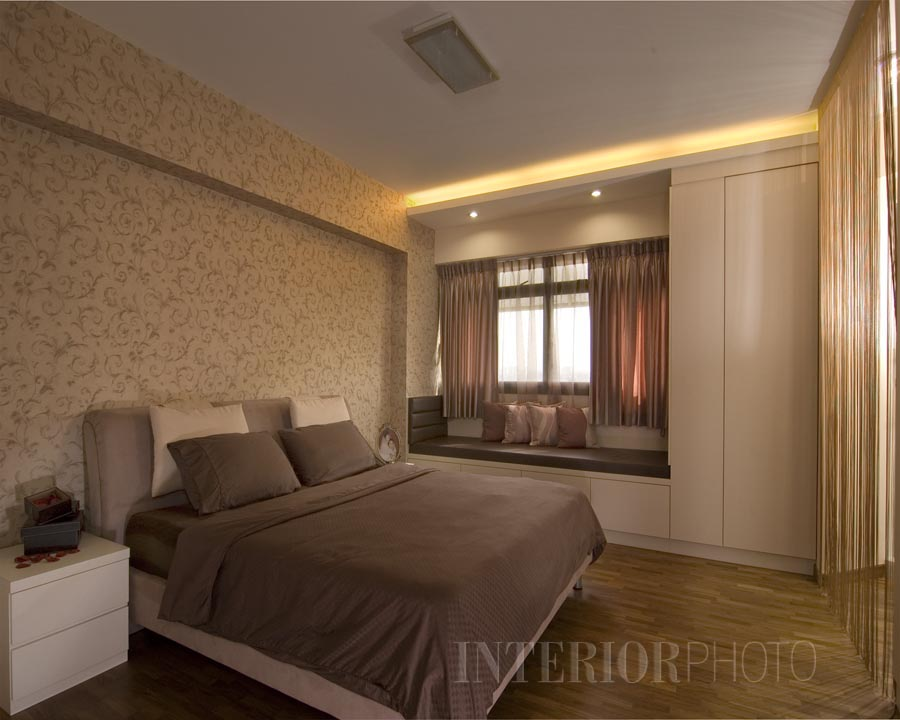 Anchorvale 5rm flat interiorphoto professional for 3 bedroom flat interior designs
