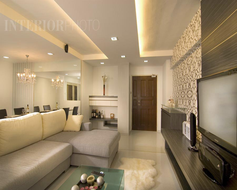 Singapore luxury condo showflat interior designs joy for Interior designs for condos