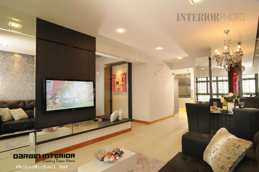 Punggol 4 room flat interiorphoto professional for Interior design 4 room