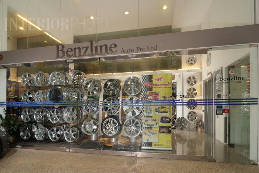 Benzline Auto InteriorPhoto