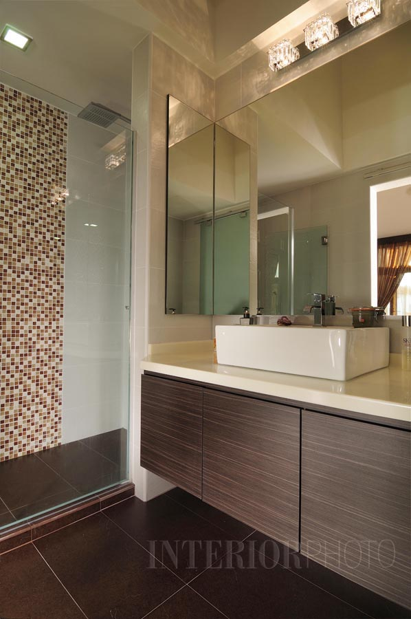Landed house verde ave interiorphoto professional for Bathroom ideas singapore
