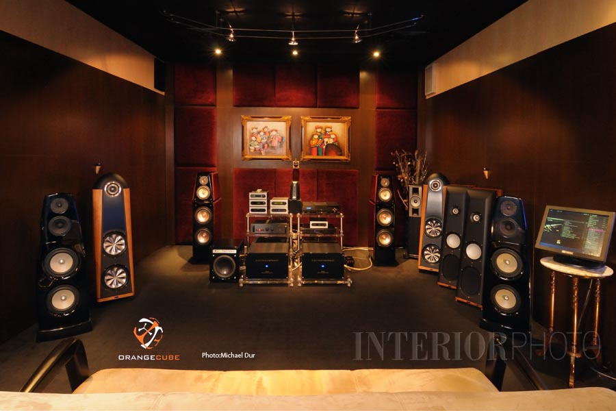 Hifi Showroom Interiorphoto Professional Photography