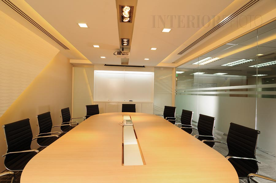 Office fourway engineering interiorphoto professional for Modern engineering office design