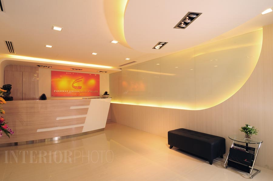 office lobby interior design office room. Office-FOURWAY ENGINEERING. Project: Office Interior Design-FOURWAY ENGINEERING Lobby Design Room