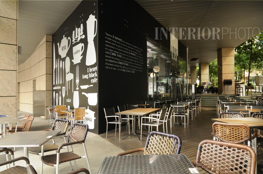 Industrial Coffee Shop Design