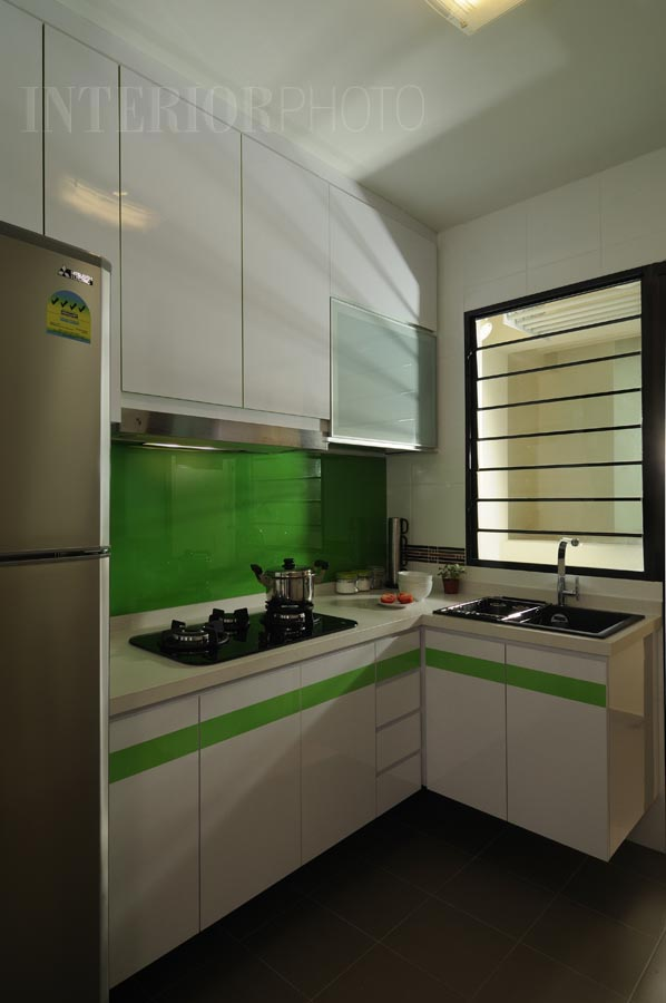 Kitchen Design Ideas 8 Stylish And Practical HDB Flat Gallery ...