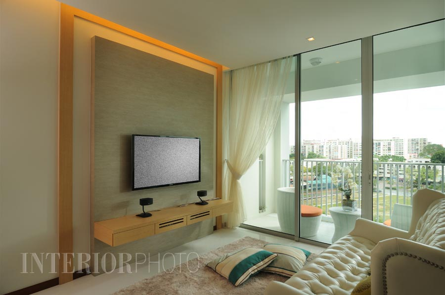 Kovan residences interiorphoto professional for Simple modern interior design