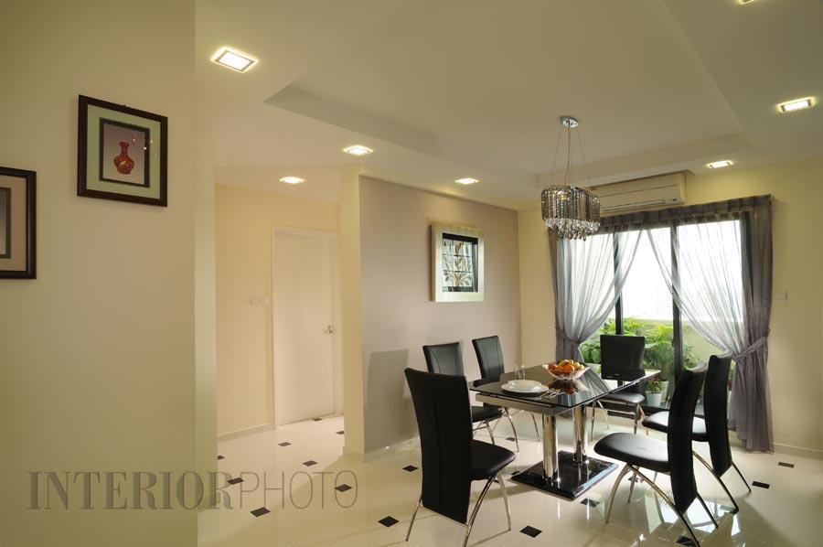 Woodsvale penthouse interiorphoto professional for Minimalist condo interior