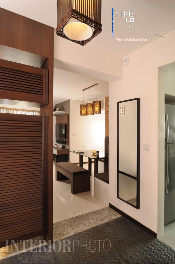 Hdb Main Entrance Decor | Joy Studio Design Gallery - Best Design