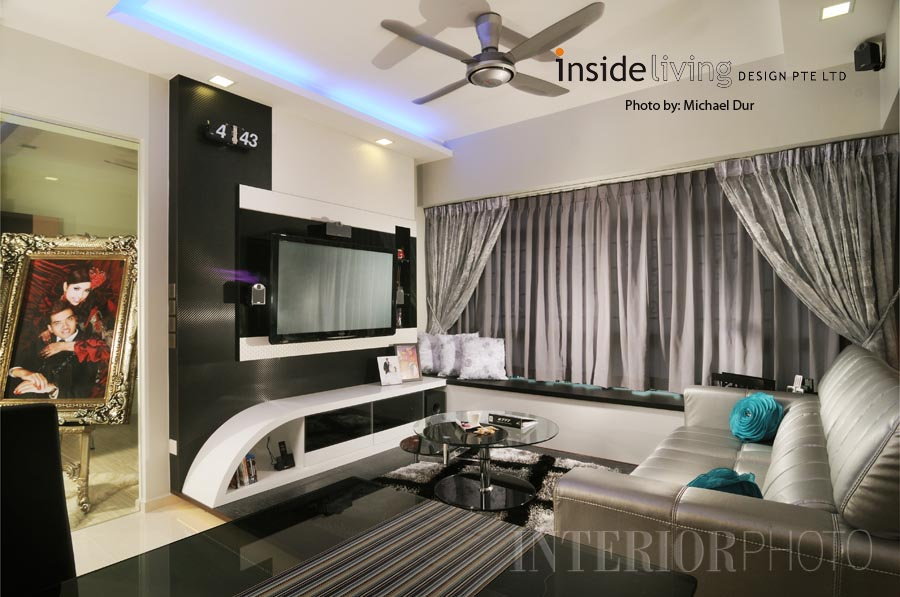 4 RM flat@Compassvale ‹ InteriorPhoto | Professional Photography ...