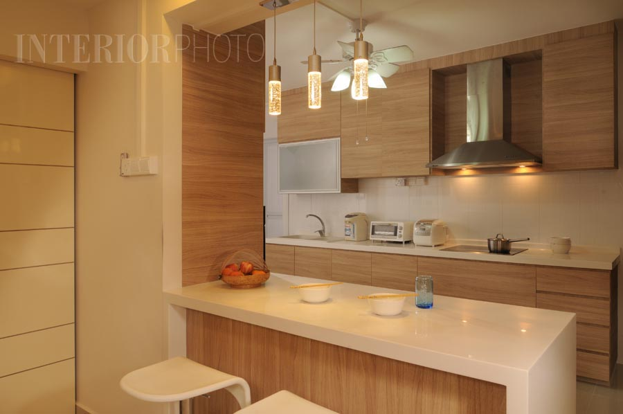 Hdb executive kitchen joy studio design gallery best design - Open concept kitchen design ...