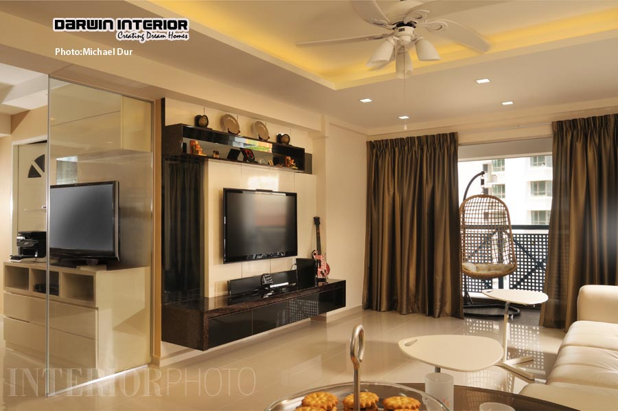 Flat toa payoh interiorphoto professional photography Modern living room interior design 2012