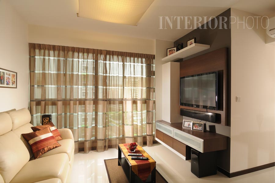 Living Room Ideas Singapore Brilliant Hdb Design Home Homevista 4