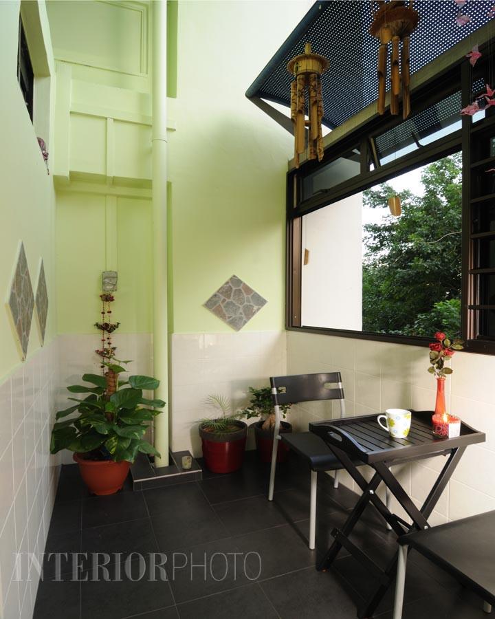 Rivervale walk em interiorphoto professional for Balcony renovation