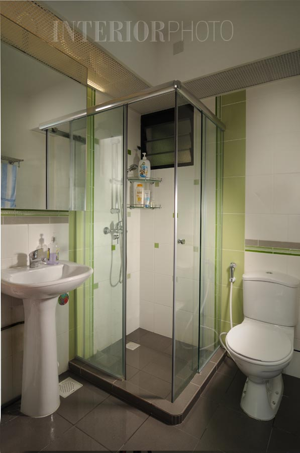 Hdb bathroom design home decoration live for Small bathroom ideas hdb