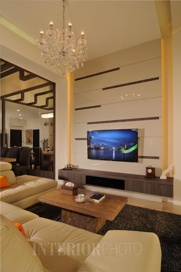 Seletar green walk interiorphoto professional - Interior design ceiling living room ...