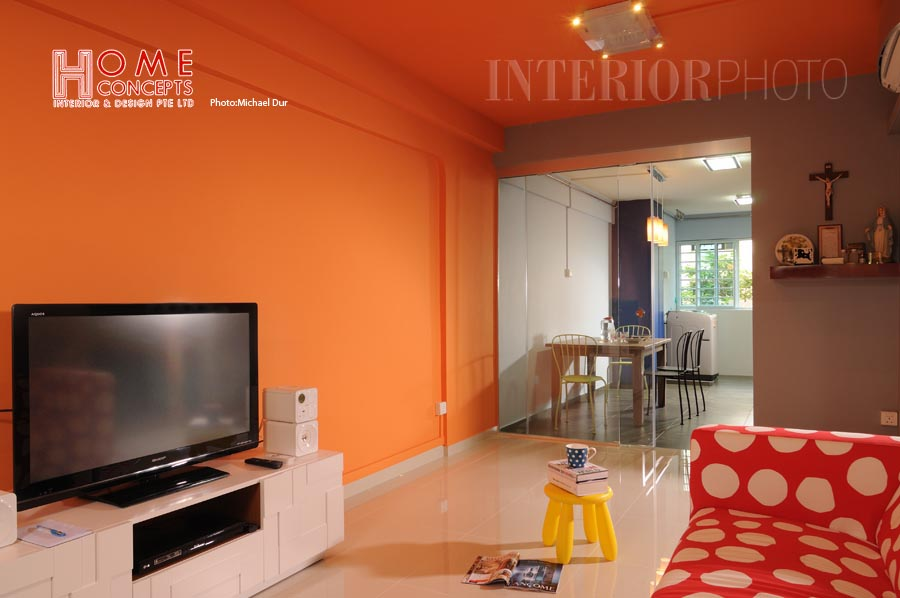 Yishun 3 room flat interiorphoto professional for Interior design singapore hdb 5 room flat