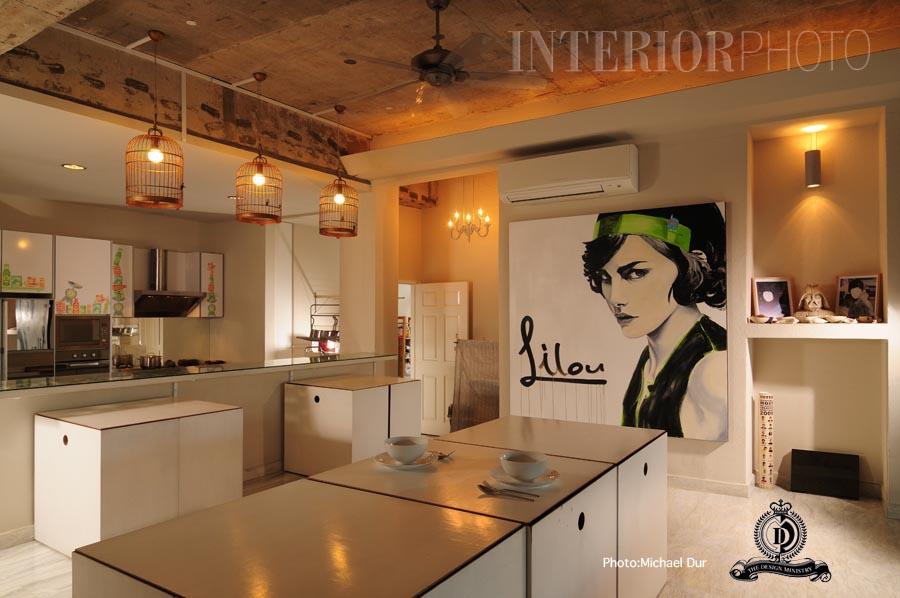 Singapore condo kitchen interior joy studio design for Best condo kitchen designs
