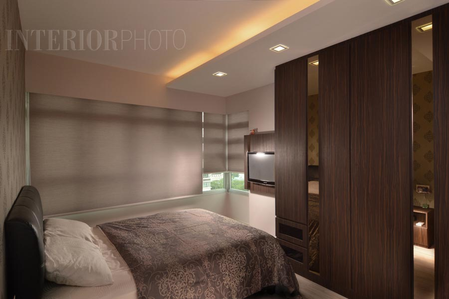 Ghim moh link 4 rm flat interiorphoto professional for Interior design bedroom singapore hdb