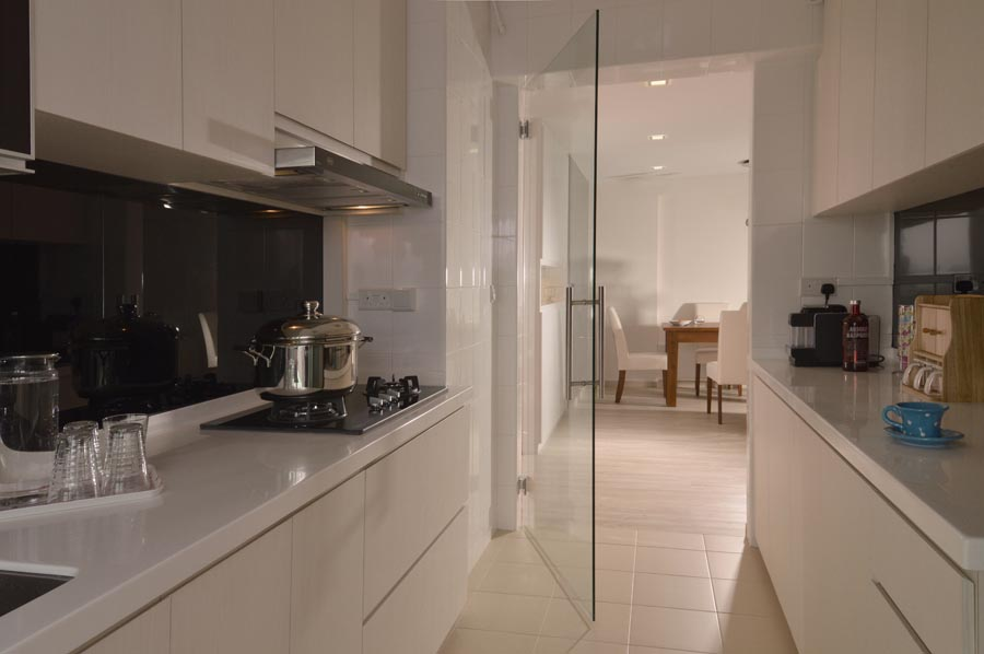 Singapore Hdb Kitchen Design