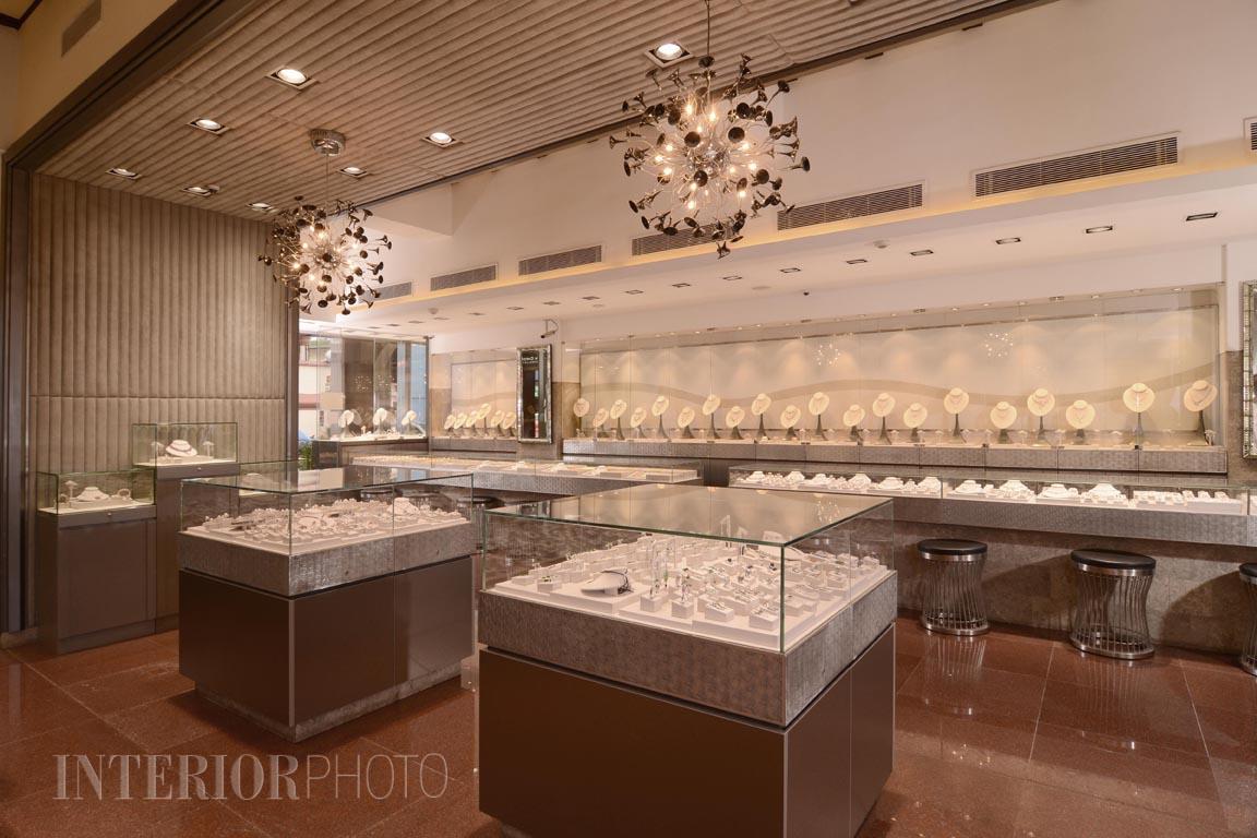 On cheong jewellery interiorphoto professional for Jewellery interior designs