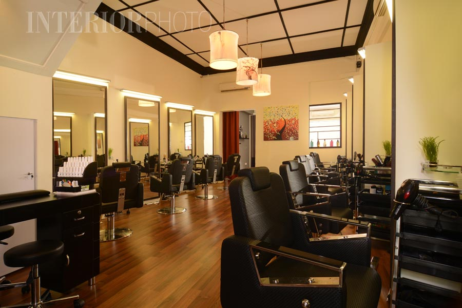 Aleda salon interiorphoto professional photography for for Hair salon interior design photo