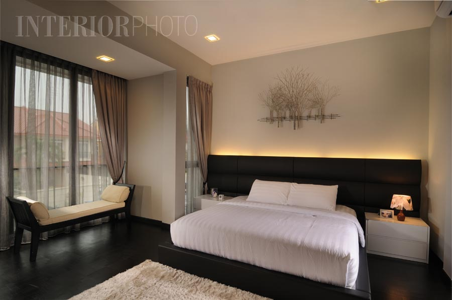Macpherson landed house interiorphoto professional for Bedroom designs singapore
