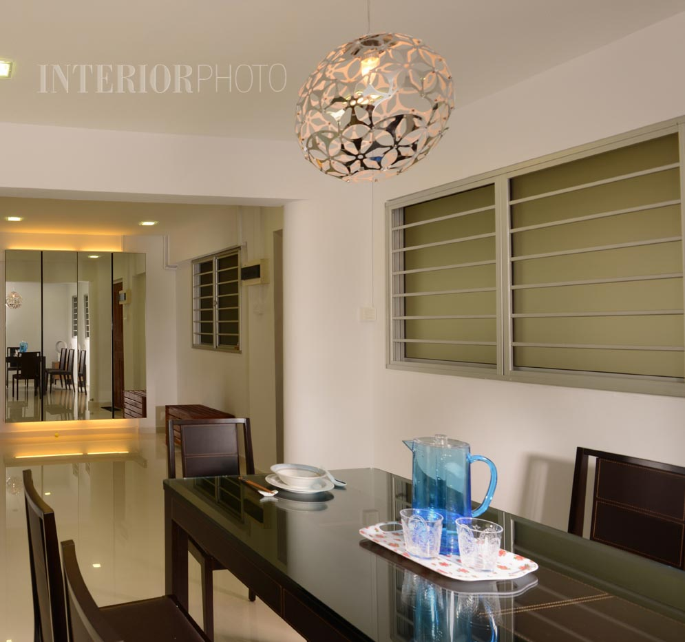 Hougang Maisonette ‹ InteriorPhoto