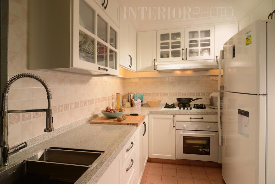 Aquarius by the park interiorphoto professional for Country style kitchen singapore