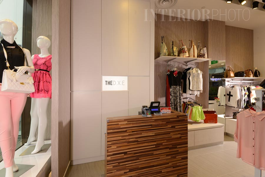 Boutique design the dxe interiorphoto professional for Boutique interior design images