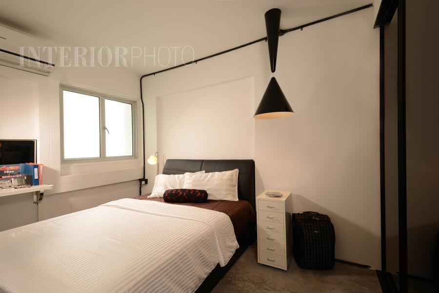 Lor lew lian 3 room flat interiorphoto professional for Interior design bedroom singapore hdb
