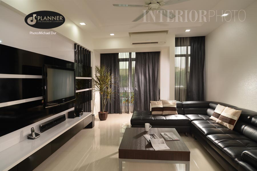 Interior design for 1 bedroom condo unit photo for Interior designs for condo units
