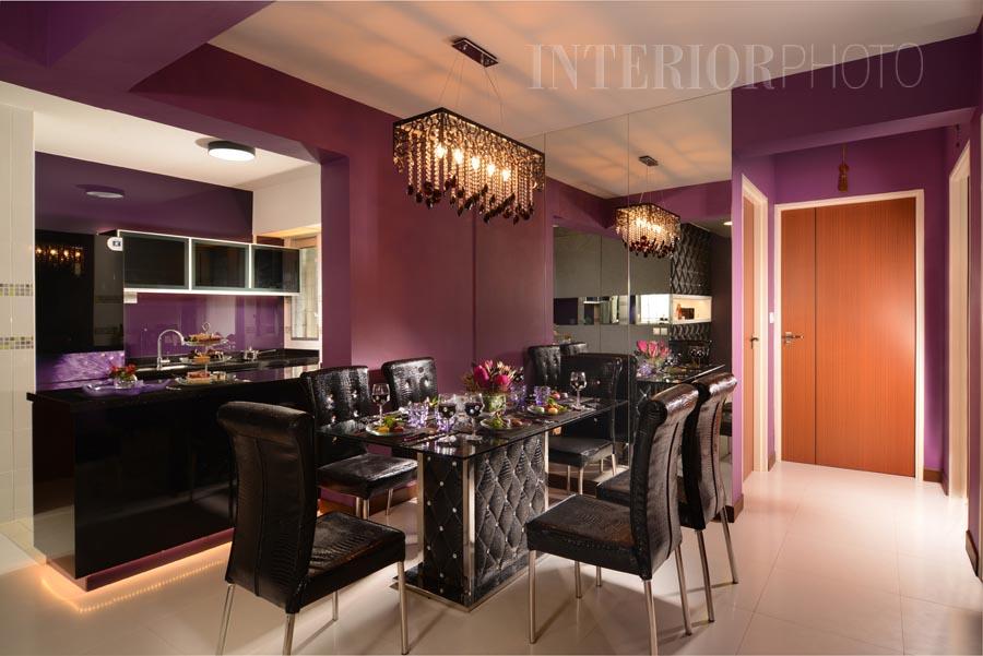 Yishun 4 Room Flat. Interior Design: ...
