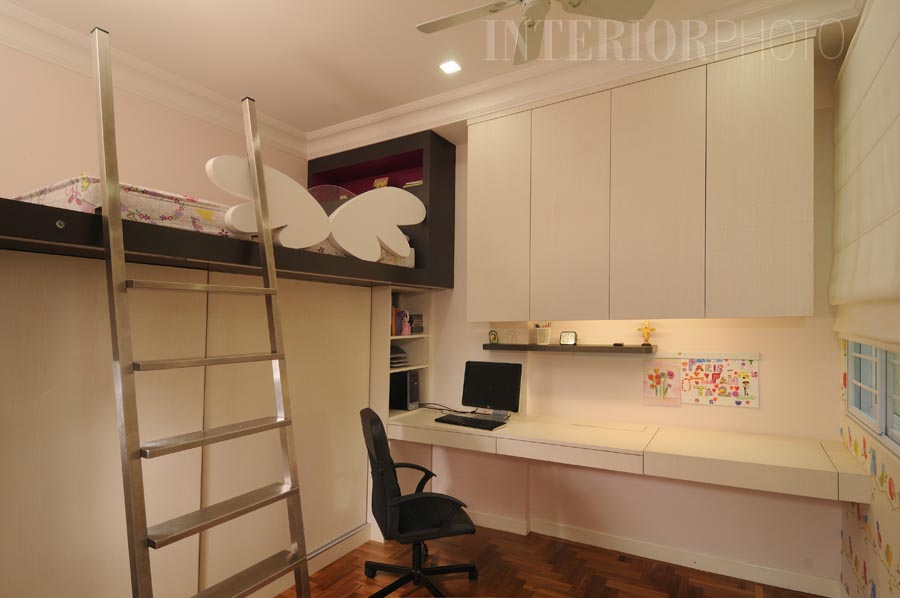 Wooden Loft Bed Design Singapore PDF Plans