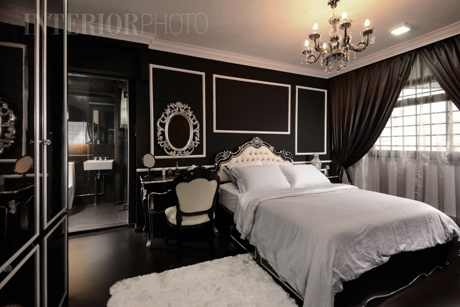 Compassvale walk 5 rm flat interiorphoto professional Modern victorian interior decorating