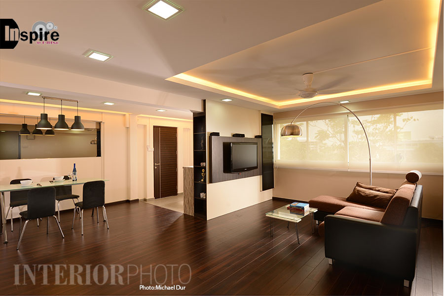 Simei 5 room flat interiorphoto professional for Interior design for 5 room hdb flat