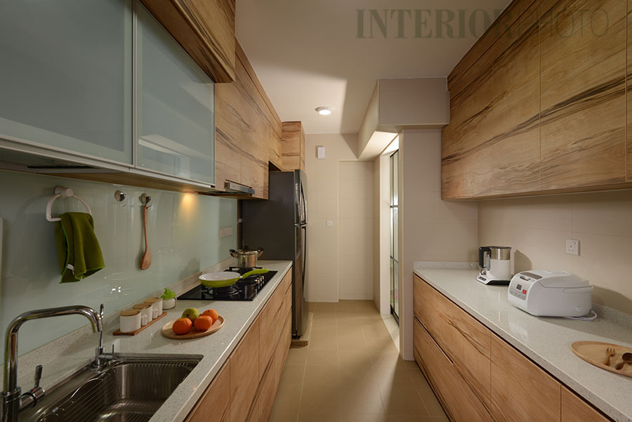 Bto Kitchen Design Ideas ~ Anchorvale crescent bto room flat ‹ interiorphoto