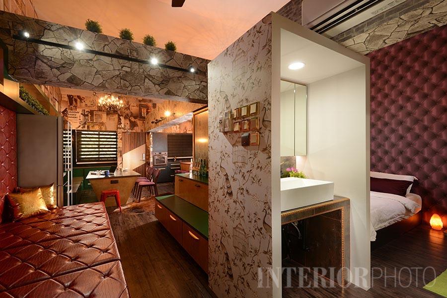Yishun Ring Road 3 Room Flat Interiorphoto