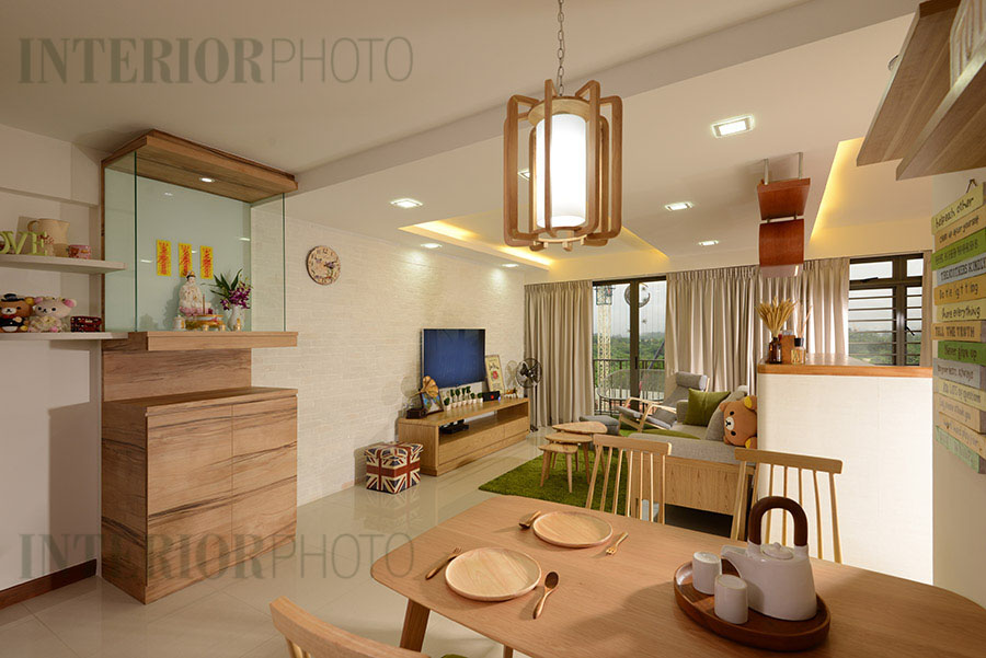 Amazing Anchorvale Crescent BTO 5 Room Flat Part 18