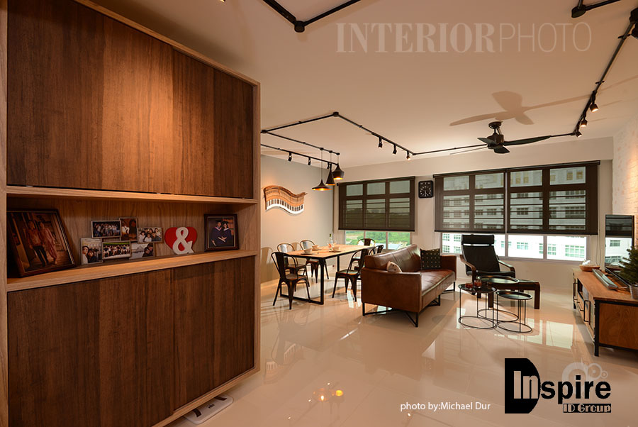 Choa chu kang bto 5 room flat interiorphoto for 5 room flat interior design