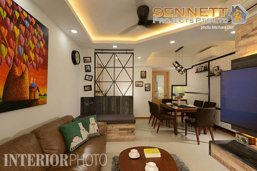 The tampines trilliant interiorphoto professional for A d interior decoration pte ltd