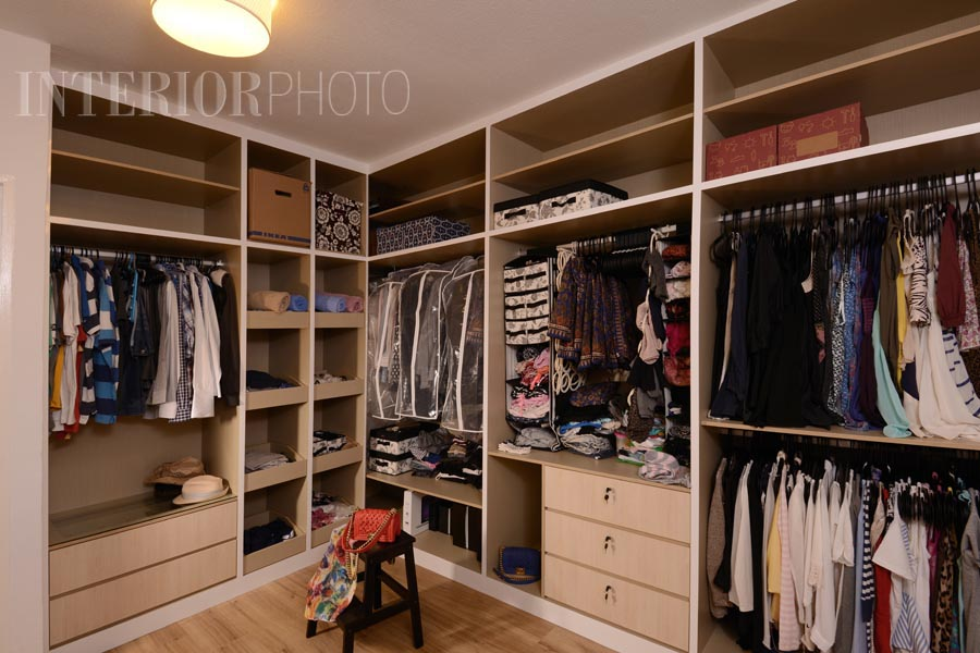 built in closet ideas - Hougang Maisonette ‹ Interior