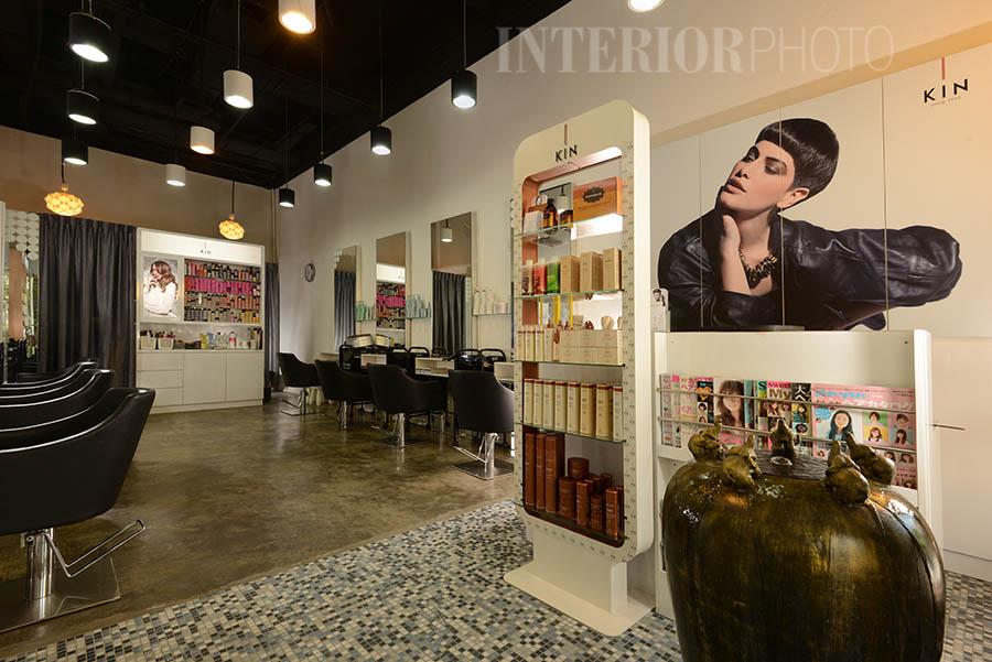 Hair salon interior design singapore for Actpoint salon review